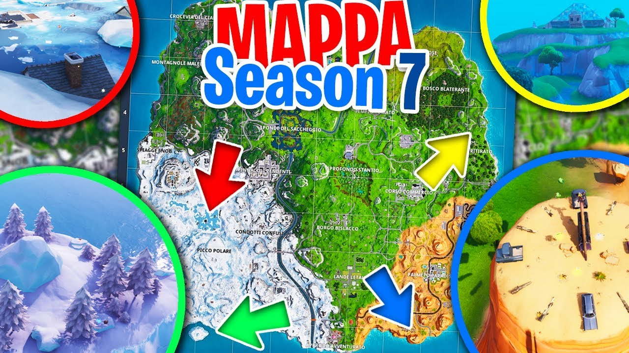 Season 7 Fortnite